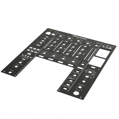 Pioneer spareparts DNB1186 Top-Panel f. DJM-900 DJ-Mixer