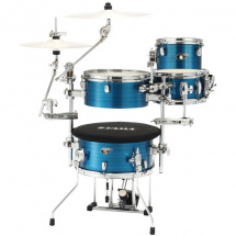Tama CJP44C-HLB Cocktail-JAM-Mini Hairline Blue Schlagzeug