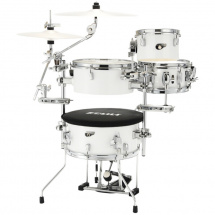 Tama CJP44C-SGW Cocktail-JAM-Mini Sugar White Schlagzeug