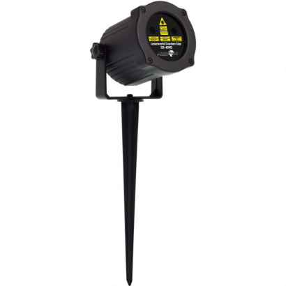 Laserworld GS-60RG Garden Star Mini-Laser