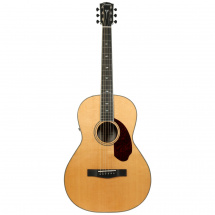 (B-Ware) Fender Paramount PM-2 Deluxe Parlour Westerngitarre, naturell