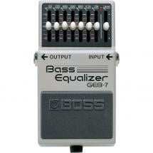 Boss GEB-7 Bass Equalizer Bass Equalizer-Pedal