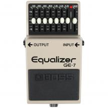 Boss GE-7 Graphic Equalizer Graphic Equalizer