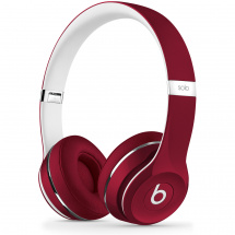 (B-Ware) Beats By Dre Solo² Luxe Edition Red Kopfhörer v2