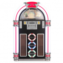 (B-Ware) Ricatech RR1600 LED-Jukebox