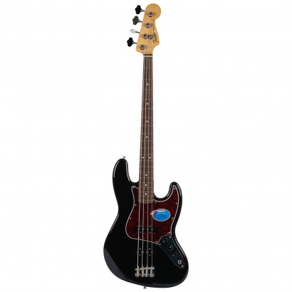 Fender Classic Series 60s Jazz Bass Black PF