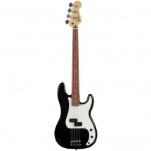 Fender Standard Precision Bass Black PF