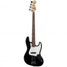 Fender Standard Jazz Bass Black PF