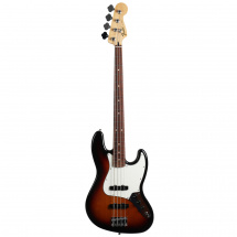 Fender Standard Jazz Bass Brown Sunburst PF