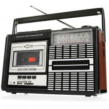 Ricatech PR85 tragbares Retro-Radio