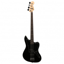 Fender Standard Jaguar Bass Black PF