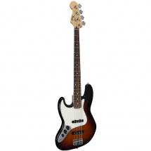 Fender Standard Jazz Bass LH Brown Sunburst PF