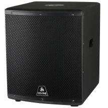 Devine Onyx 12SA 12-inch active subwoofer, 1800W