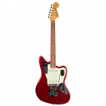 Fender Classic Player Jaguar Special Candy Apple Red PF