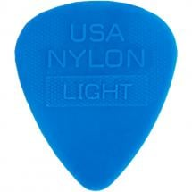 Ernie Ball Plektrum Nylon 0,53 mm Blau