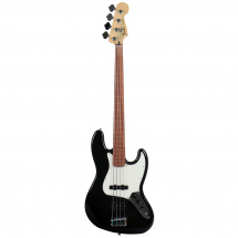 Fender Standard Jazz Bass Black PF E-Bass, bundlos