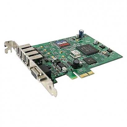 Motu HD Express PCIe Audio/video interface