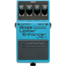 Boss LMB-3 Bass Limiter Enhancer Bass Limiter/Enhancer