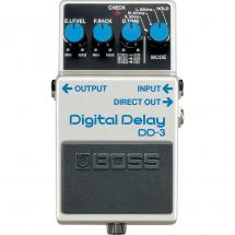 Boss DD-3 Digital Delay Effektpedal