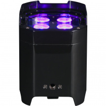 American DJ Element HEX LED-Par, akkubetrieben