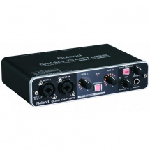 Roland UA-55 Quad-Capture USB-Audio-Interface