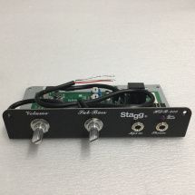 (B-Ware) Stagg preamp section for EDB series v1