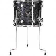DW Drums Performance Black Diamond Floortom, 14 x 12 Zoll