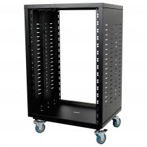 Innox INA SR16 universal rack with wheels, 16 U
