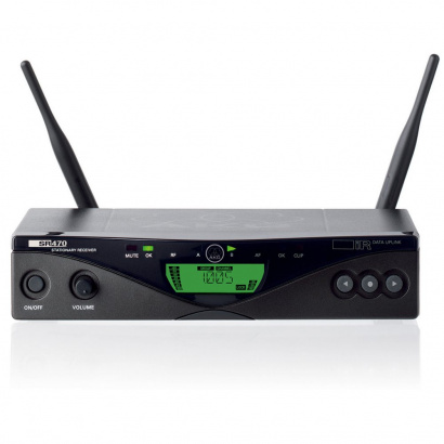 (B-Ware) AKG SR470 wireless Receiver Band 1: 650-680 MHz