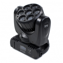 (B-Ware) Ayra ERO 706 RGBAW + UV LED Moving Head v69