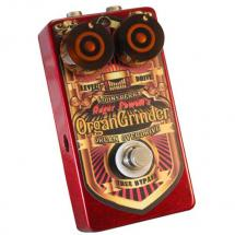 Lounsberry Pedals OGO-1 Organ Grinder analoges Preamp/Overdrive-Pedal