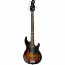 Yamaha BB Series BB435 E-Bass, 5-saitig, Tobacco Brown Sunburst