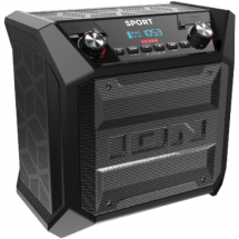 ION Sport Outdoor-Bluetooth-Lautsprecher, 50 W