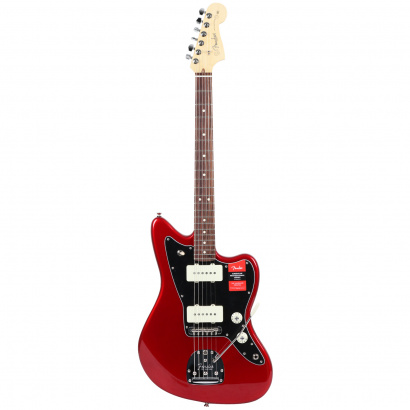 Fender American Professional Jazzmaster Candy Apple Red RW