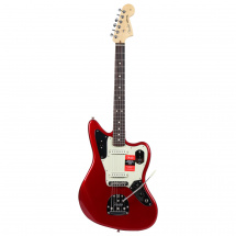 Fender American Professional Jaguar Candy Apple Red RW