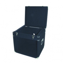 Omnitronic 8U Carpet Combi Case Flightcase
