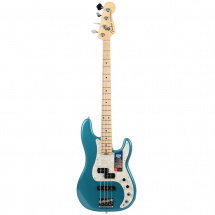 Fender American Elite Precision Bass Ocean Turquoise MN