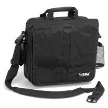 UDG Ultimate CourierBag Deluxe Black Orange Inside Schultertasche, schwarz/orange