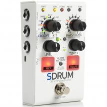 Digitech SDRUM Strummable Drums Rhythmus-Effektpedal