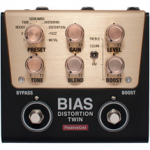 Positive Grid BIAS Distortion Twin Effektpedal