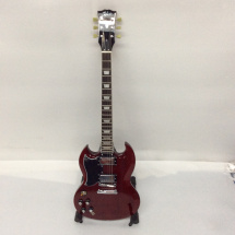 (B-Ware) Tokai SG43 Cherry LH electric guitar left-handed v3