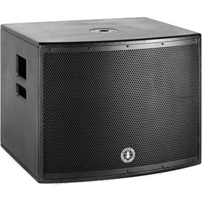 ANT Greenhead 18S Aktiv-Subwoofer, 18 Zoll, 1600 W