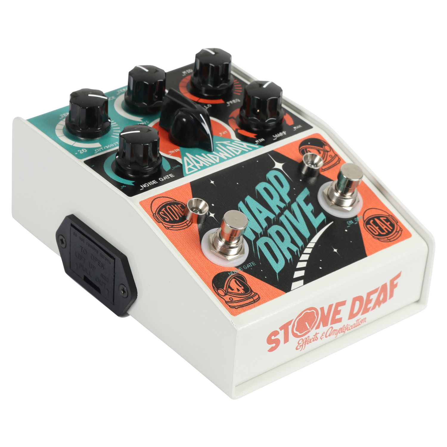 Stone Deaf Warp Drive effects pedal