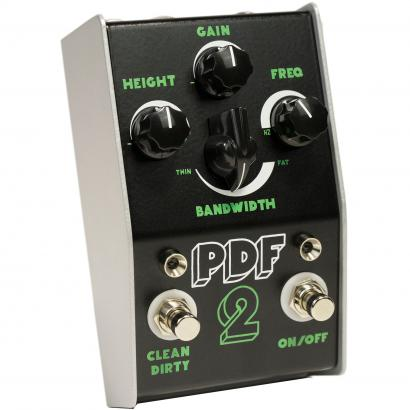 Stone Deaf PDF-2 distortion & parametric EQ