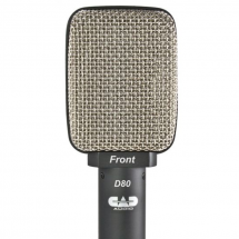 CAD Audio D80 dynamic instrument microphone