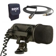 Rode Stereo Videomic Sommerpaket mit Accessoires