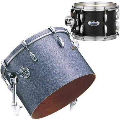 (B-Ware) Pearl MCT2014G/C339 Masters Maple Complete 20x14 Gongdrum Caviar