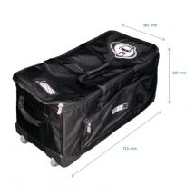 Protection Racket Hardware Bag mit Rollen (klein)