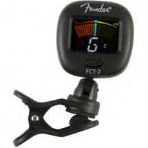 Fender FCT-2 Pro Color Clip-On Tuner
