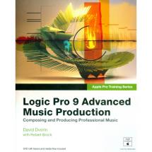 Apple Pro Training Series: Logic Pro 9 Advanced Music Production (englisch)